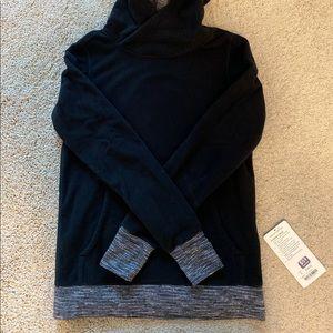 NWT Lululemon Runaway Fleece Sweatshirt